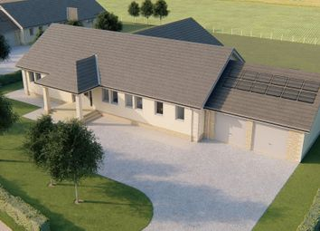 Thumbnail 4 bed detached bungalow for sale in Plot 2 Clathy Paddock, Clathy, Crieff, Perthshire
