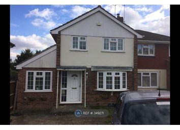 Thumbnail 3 bed semi-detached house to rent in Fairford Road, Tilehurst, Reading