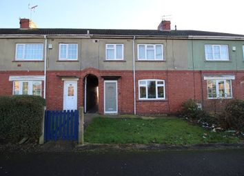 Thumbnail 3 bed terraced house for sale in Ash Tree Road, Thorne, Doncaster, South Yorkshire