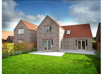 Thumbnail 4 bedroom detached house for sale in Chapel Lane, North Scarle