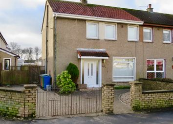 Thumbnail 3 bed semi-detached house for sale in Waverley Crescent, Kirkintilloch