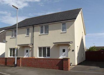 Thumbnail 2 bed semi-detached house for sale in De-La-Bere Avenue, Sutton On Sea, Lincs.