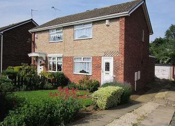 Thumbnail 2 bed semi-detached house to rent in Appleton Way, Scawthorpe, Doncaster