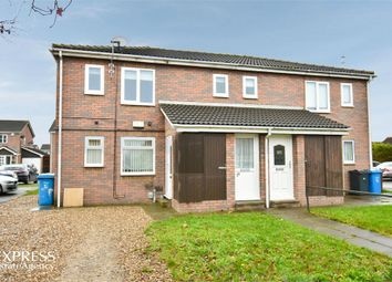 Thumbnail 1 bed flat for sale in Broadley Close, Hull, East Riding Of Yorkshire