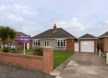 Thumbnail 2 bed detached bungalow for sale in Mill Lane Close, Hogsthorpe, Skegness