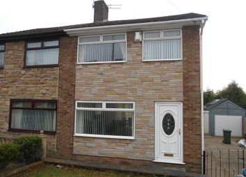 Thumbnail 3 bed semi-detached house to rent in Dandy Mill Avenue, Pontefract