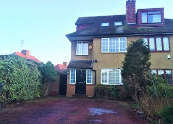 Thumbnail 3 bed end terrace house for sale in St. Wilfrids Road, Barnet