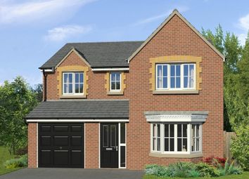 "Thumbnail 4 bedroom detached house for sale in ""The Brampton"" at Station Road, South Molton"