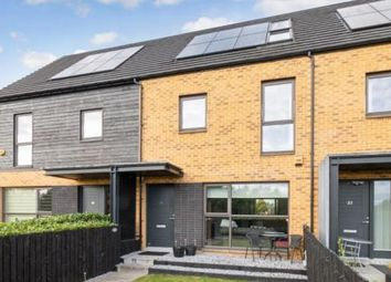 Thumbnail 2 bed terraced house for sale in Vancouver Walk, Athlete's Village, Glasgow