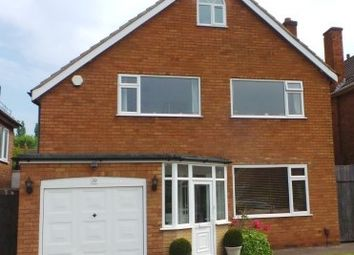 Thumbnail 4 bed detached house for sale in Morven Road, Sutton Coldfield, West Midlands