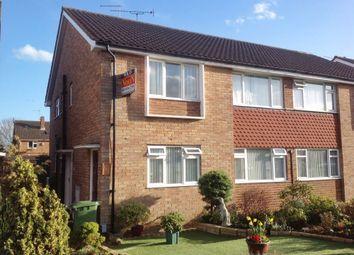 Thumbnail 2 bed maisonette to rent in Jasmin Road, West Ewell, Epsom