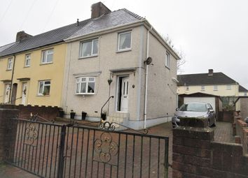 Thumbnail 3 bed end terrace house for sale in William Morris Avenue, Cleator Moor, Cumbria