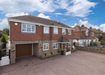 Thumbnail 7 bed detached house for sale in Hailsham Road, Stone Cross, Pevensey
