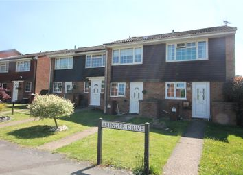 Thumbnail 2 bed terraced house for sale in Abinger Drive, Lordswood, Kent