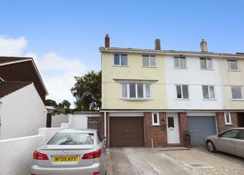 Thumbnail 3 bed town house for sale in Trematon Drive, Ivybridge