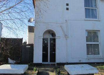 Thumbnail 1 bed flat to rent in Gosport Road, Fareham