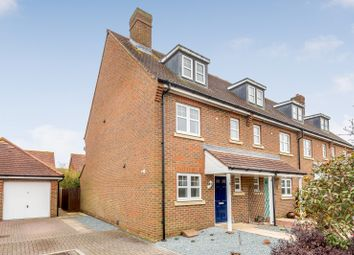 4 bed town house for sale in Hunnisett Close, Selsey, Chichester PO20
