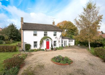 Thumbnail 4 bedroom detached house for sale in Brislands Lane, Four Marks, Alton, Hampshire