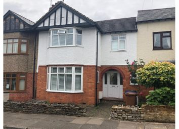 Thumbnail 3 bed terraced house for sale in The Drive, Northampton