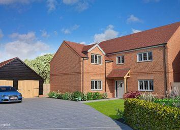 Thumbnail 5 bed detached house for sale in The Stables, Hastoe, Tring