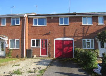 Thumbnail 2 bedroom terraced house for sale in The Poppins, Leicester
