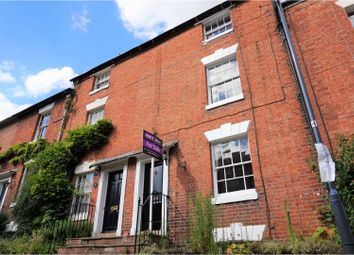 Thumbnail 3 bed terraced house for sale in Chapel Street, Warwick