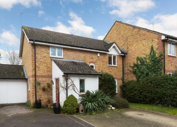 Thumbnail 3 bed semi-detached house for sale in Brook Meadow Close, Woodford Green