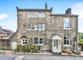 Thumbnail 4 bed semi-detached house for sale in Colne Road, Trawden, Colne, Lancashire