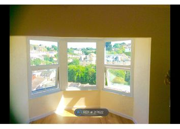 Thumbnail 1 bed flat to rent in Higher Manor Road, Brixham