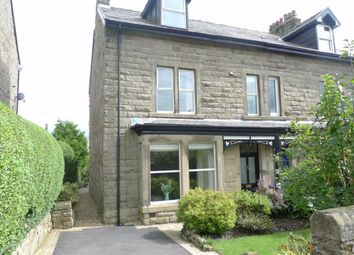 Thumbnail 4 bed semi-detached house for sale in Brown Edge Road, Buxton, Derbyshire