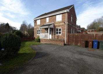 Thumbnail 3 Bed Link Detached House For Sale In Green Road Penistone Sheffield