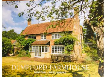 Thumbnail 6 bed country house for sale in Trotton, Petersfield