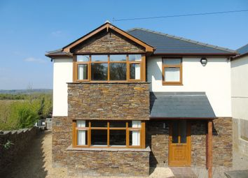 Thumbnail 4 bed detached house for sale in South Road, Sully, Penarth