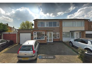 Dunster Crescent, Hornchurch RM11. 3 bed semi-detached house