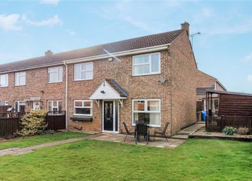 Thumbnail 3 bed end terrace house for sale in Hornsby Road, Grantham