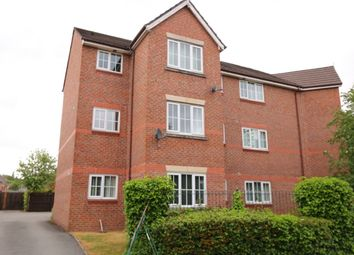 Thumbnail 2 bed flat to rent in Marshbrook Drive, Manchester