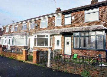 Thumbnail Terraced house to rent in Hazeldene Road, Manchester