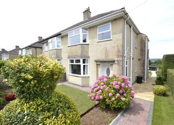 Thumbnail 3 bed semi-detached house for sale in Bloomfield Drive, Bath, Somerset