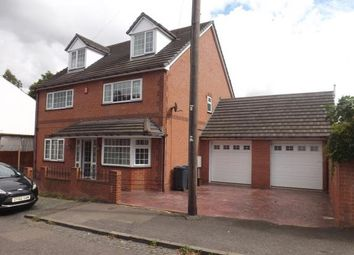 Thumbnail 5 bedroom detached house for sale in Forster Street, Smethwick, West Midlands