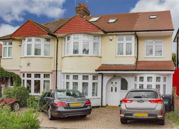 Thumbnail 4 bed semi-detached house for sale in Beverley Crescent, Woodford Green