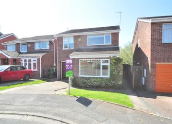 Thumbnail 4 bedroom detached house to rent in Sanctuary Close, Worcester