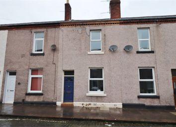 2 bed terraced house for sale in Lindisfarne Street, Carlisle CA1