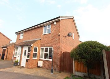 Thumbnail 3 bed semi-detached house for sale in Wingfield, Badgers Dene, Grays