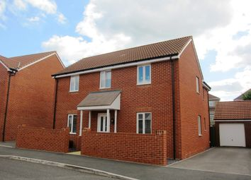 Thumbnail 4 bedroom detached house for sale in John Hall Close, Bristol