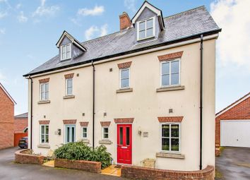 Thumbnail Semi-detached house for sale in Caldwell Close, Shaftesbury