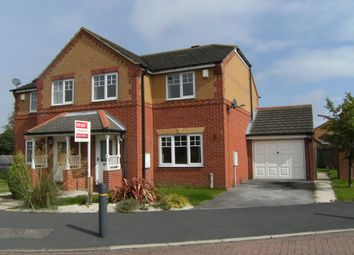 Thumbnail 3 bed semi-detached house to rent in Martingale Drive, Leeds