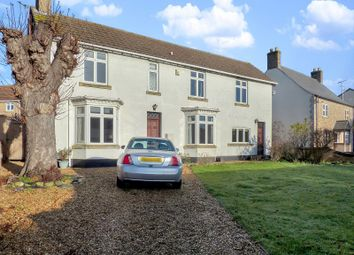 Thumbnail 4 bed detached house for sale in Main Street, Yaxley, Peterborough