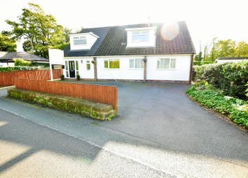 Thumbnail 4 bed detached house for sale in Burton Road, Wrexham