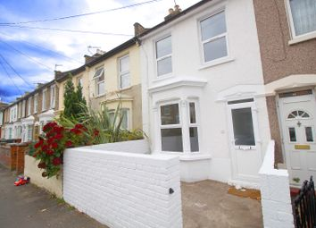 Thumbnail 2 bed terraced house to rent in Pevensey Road, London, Greater London