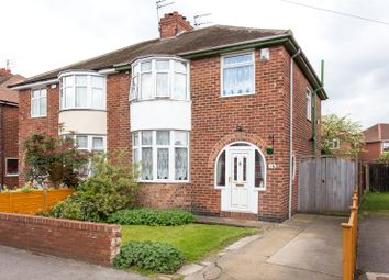 Thumbnail 3 bed semi-detached house for sale in Rawcliffe Drive, York